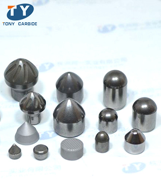 Tungsten Carbide Button Inserts