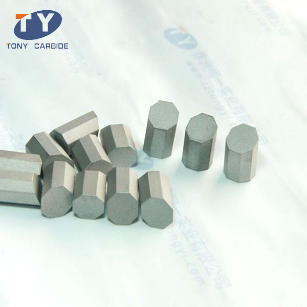 Tungsten Carbide Rotary Drill Bit Inserts